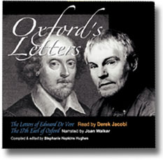 Oxford's Letters CD