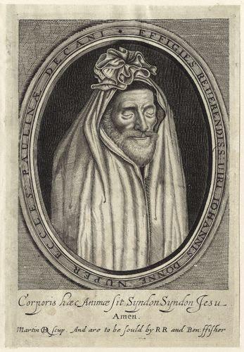 NPG D25948, John Donne