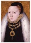 Queen Elizabeth in 1560
