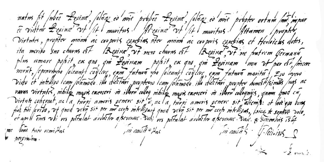 Tudor Handwriting Tudor Blog