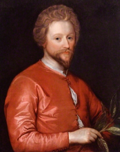 John Fletcher, unknown artist, c.1620