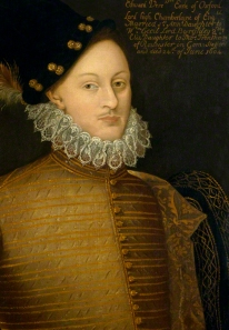 NPG L111; Edward de Vere, 17th Earl of Oxford after Unknown artist