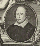 Frontispiece for Rowe's 1709 Shakespeare