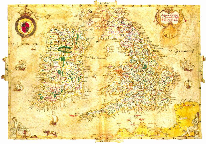 Nowell map